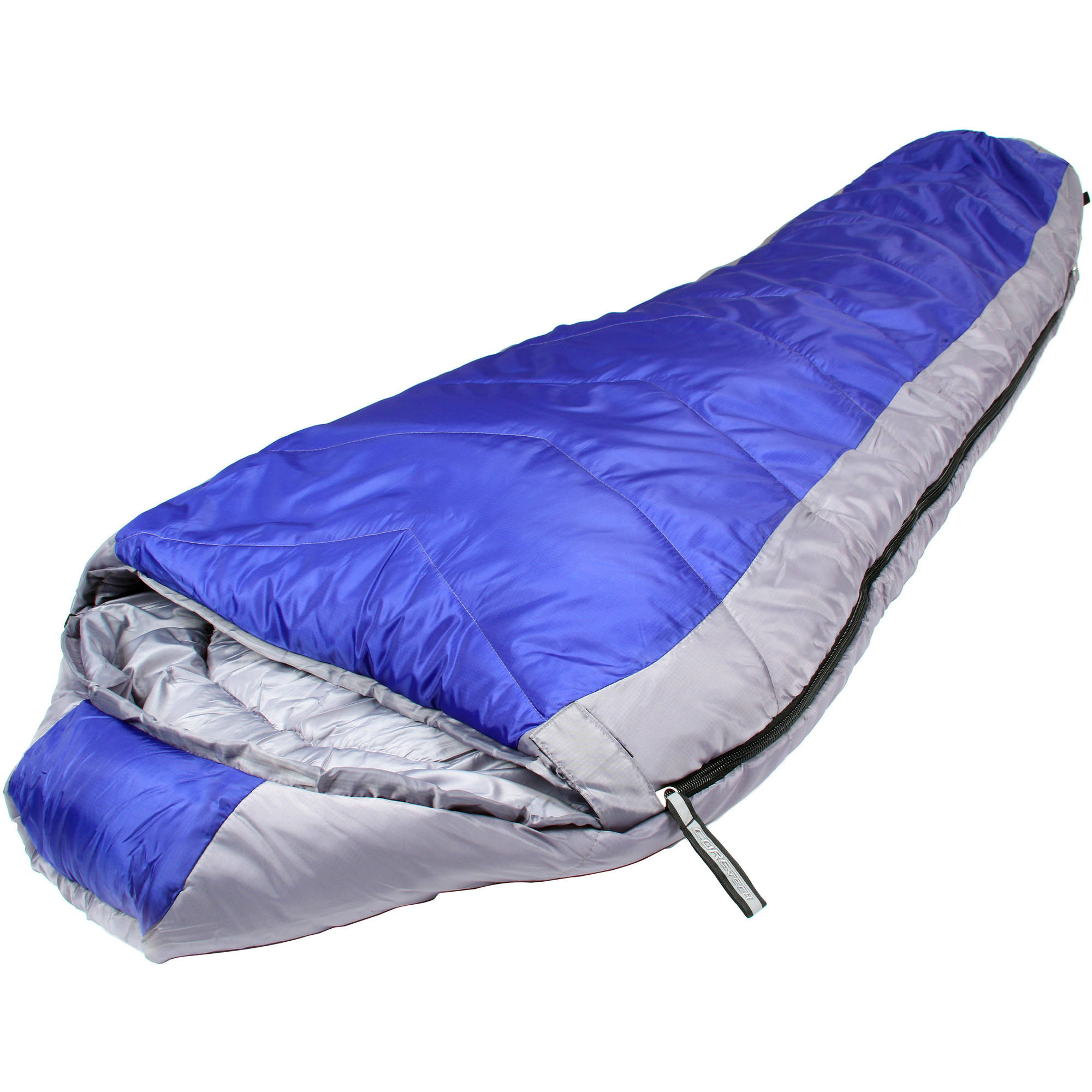 North Star 3.5 CoreTech Sleeping Bag Blue Silver by Northstar Bags
