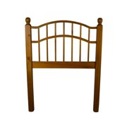 Bernards Double Arch Spindle Headboard