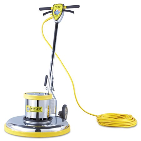 Floor Machine Brushes - Mercury Floor Machines PRO-175-21 Floor Machine, 1.5 HP, 175 RPM, 20