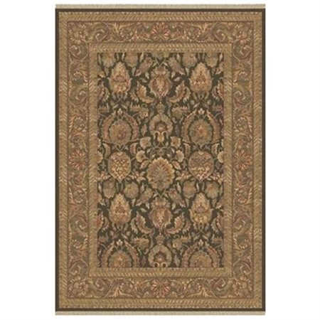 Crescent Drive Rug Company Satin Watson Antique Rug