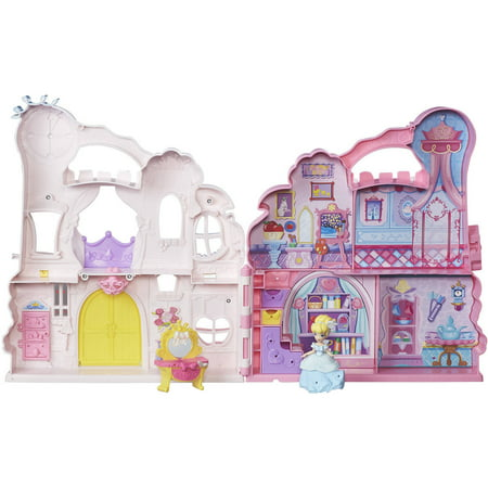 Disney Princess Little Kingdom Play 'n Carry Castle (Disney Magic Kingdom Halloween Tickets)