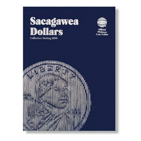 Sacagawea Dollar 2000-2005 Coin Folder