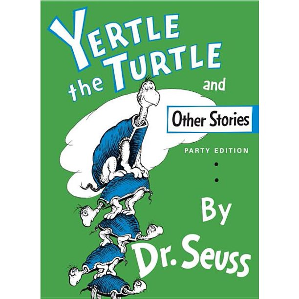 Yertle The Turtle And Other Stories Hardcover Walmart Com Walmart Com Slam that turtle ep is out now! walmart