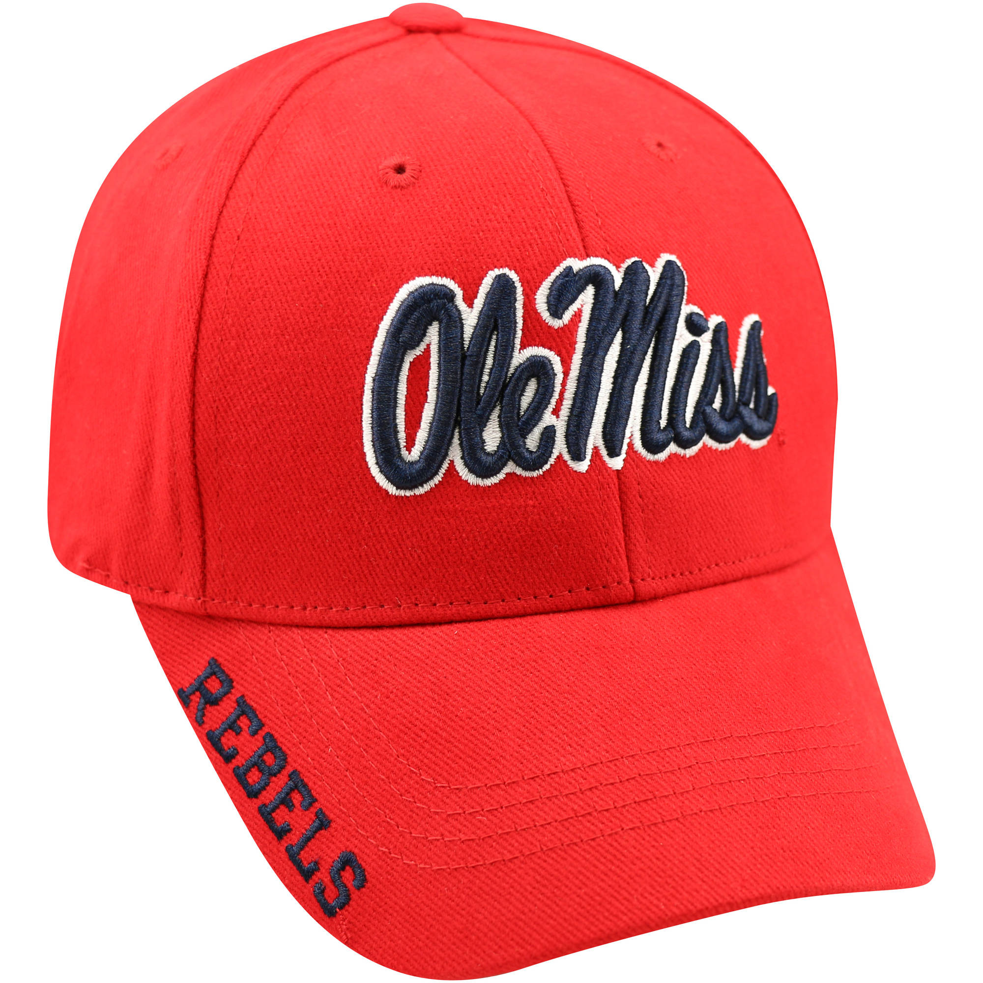 NCAA Men's Ole Miss Rebels Away Cap