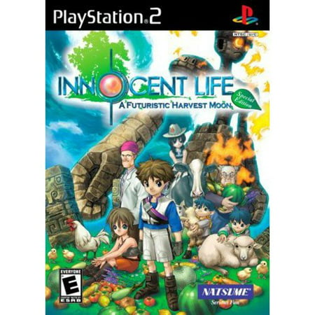 Innocent Life: A Futuristic Harvest Moon Special Edition - PlayStation 2 ()