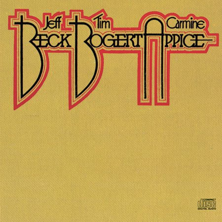 Beck Bogert and Appice (CD)
