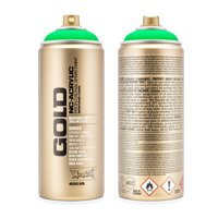 Montana GOLD 400 ml Spray Color, Acid Green