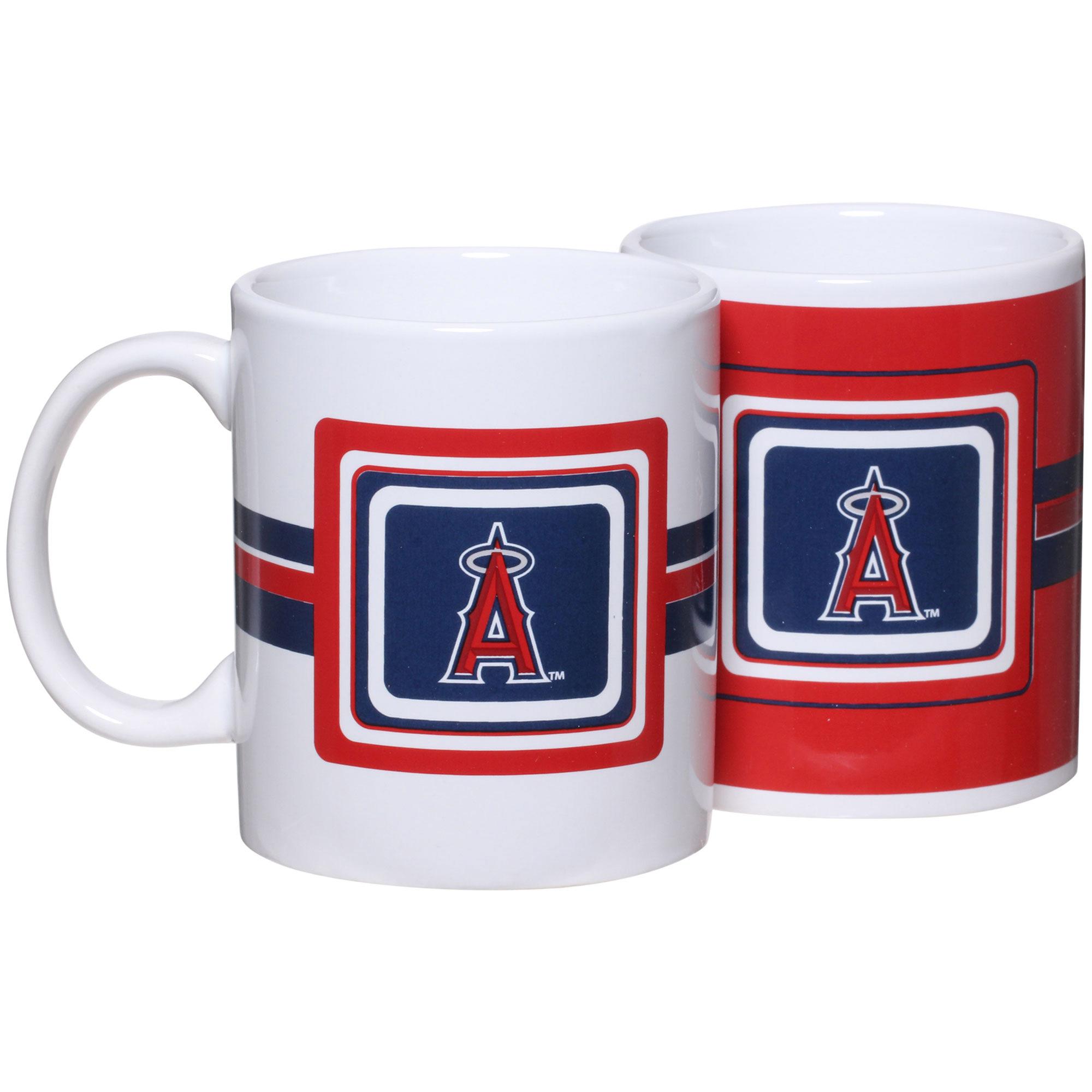 Los Angeles Angels 11oz. Two-Pack Mug Set - No Size