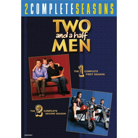 Two And A Half Men:The Complete First and Second Seasons