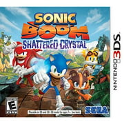 Sega Sonic Boom: Shattered Crystal - Action/adventure Game - Nintendo 3ds (61114)