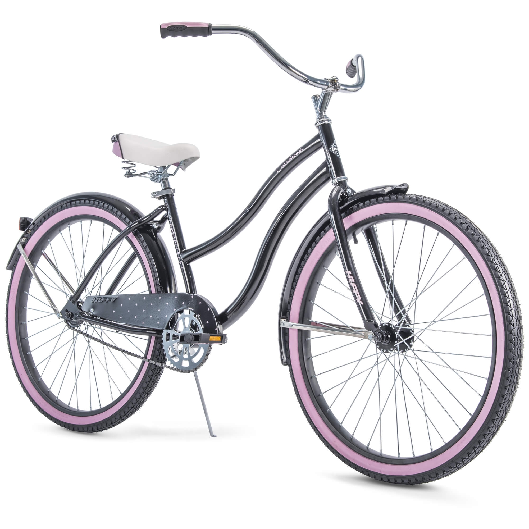 "Huffy 26"" Cranbrook Women's Cruiser Bike with Perfect Fit Frame"