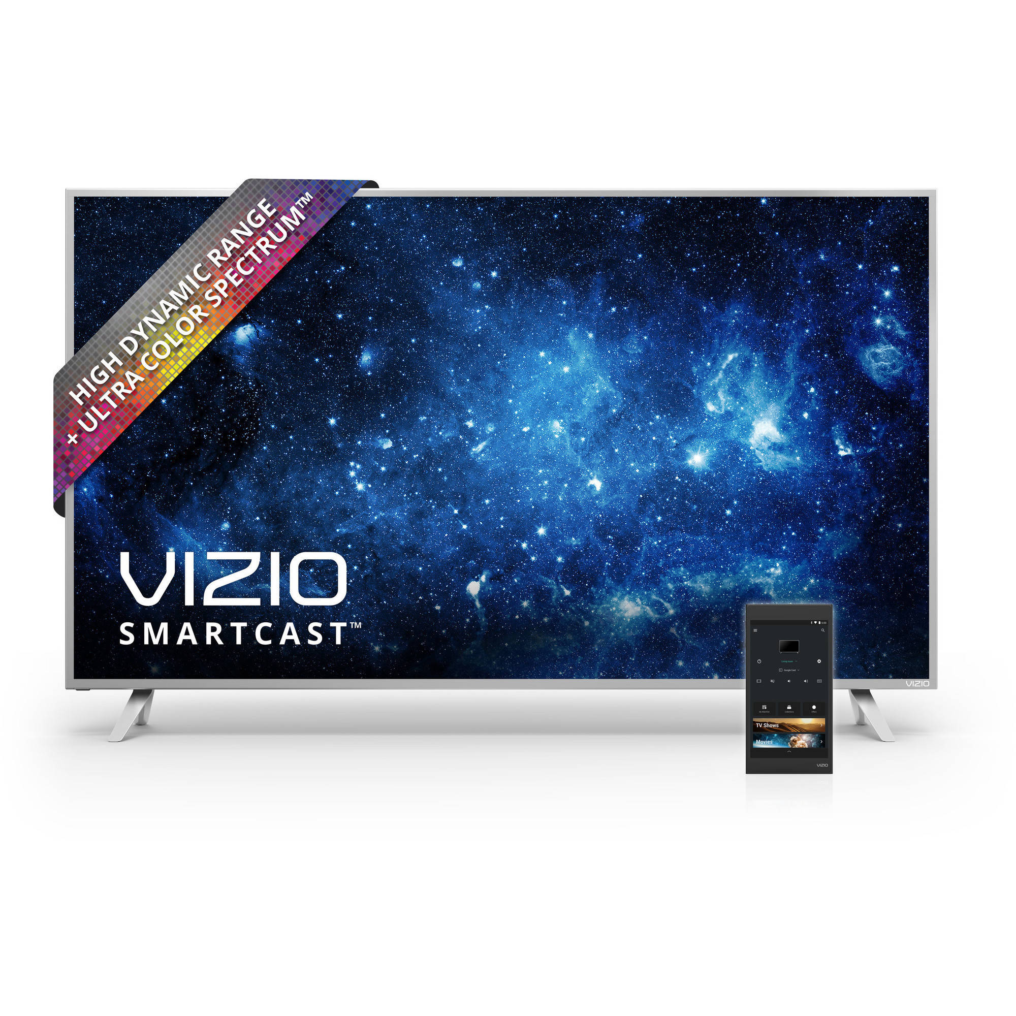 "VIZIO 50"" Class 4K (2160p) Smart LED Home Theater Display (P50-C1)"