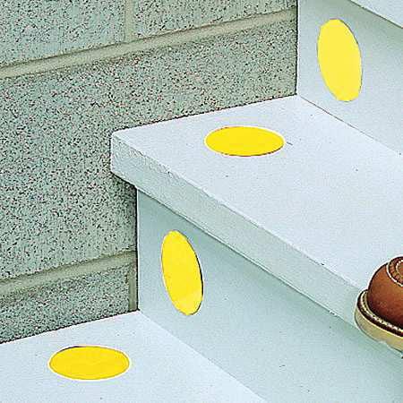 Yellow Aisle Marking Tape - Yellow Reflective Marking Tape, Value Brand, 8WZ60