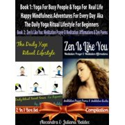 Yoga Books For Beginners: Hatha Yoga For Beginners - eBook
