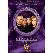 Stargate SG-1: Season 5 (DVD) by 20th Century Fox Home Entertainment