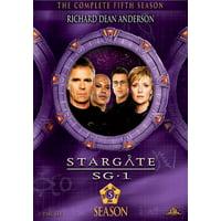 Stargate SG-1: Season 5 (DVD)