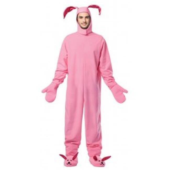 Bunny Adult Costume, Pink - image 1 de 1