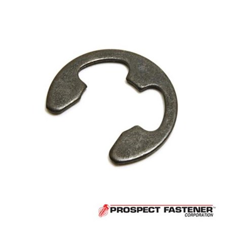 Rotor Clip DE-19ST PD 19 mm. Diameter E - Clip Carbon Steel Phosphate FinishPack of 25 - image 1 de 1