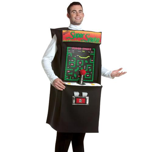 Adult Arcade Game Costume