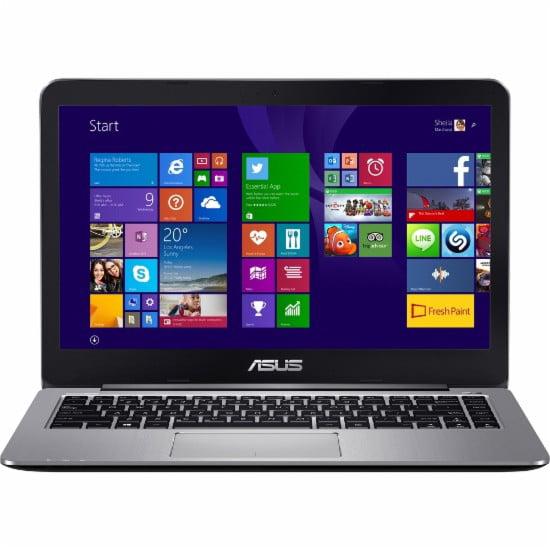 """Asus VivoBook E403SA-US21 14"""" Laptop, Windows 10 Home, In..."""