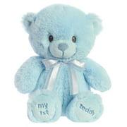 """ebba My First Teddy - 12"""" Blue"""