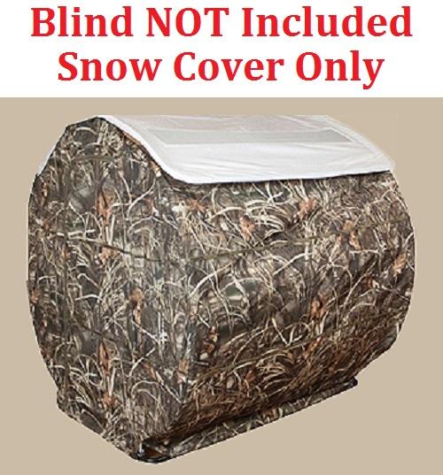 Beavertail 400268 Outfitter Haybale Blind Waterproof Bird...