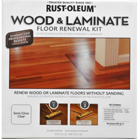Rust Oleum Transf 1 Glk 2pk Floor Renewal Walmart