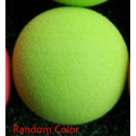 Golf Training Balls - Holiday Time 40mm EVA Golf Monochrome Balls Indoor Outdoor Golf Practice Training Foam Balls Random Color