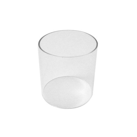 Original Candle Lantern Replacement Glass Chimney, Made in the USA By UCO