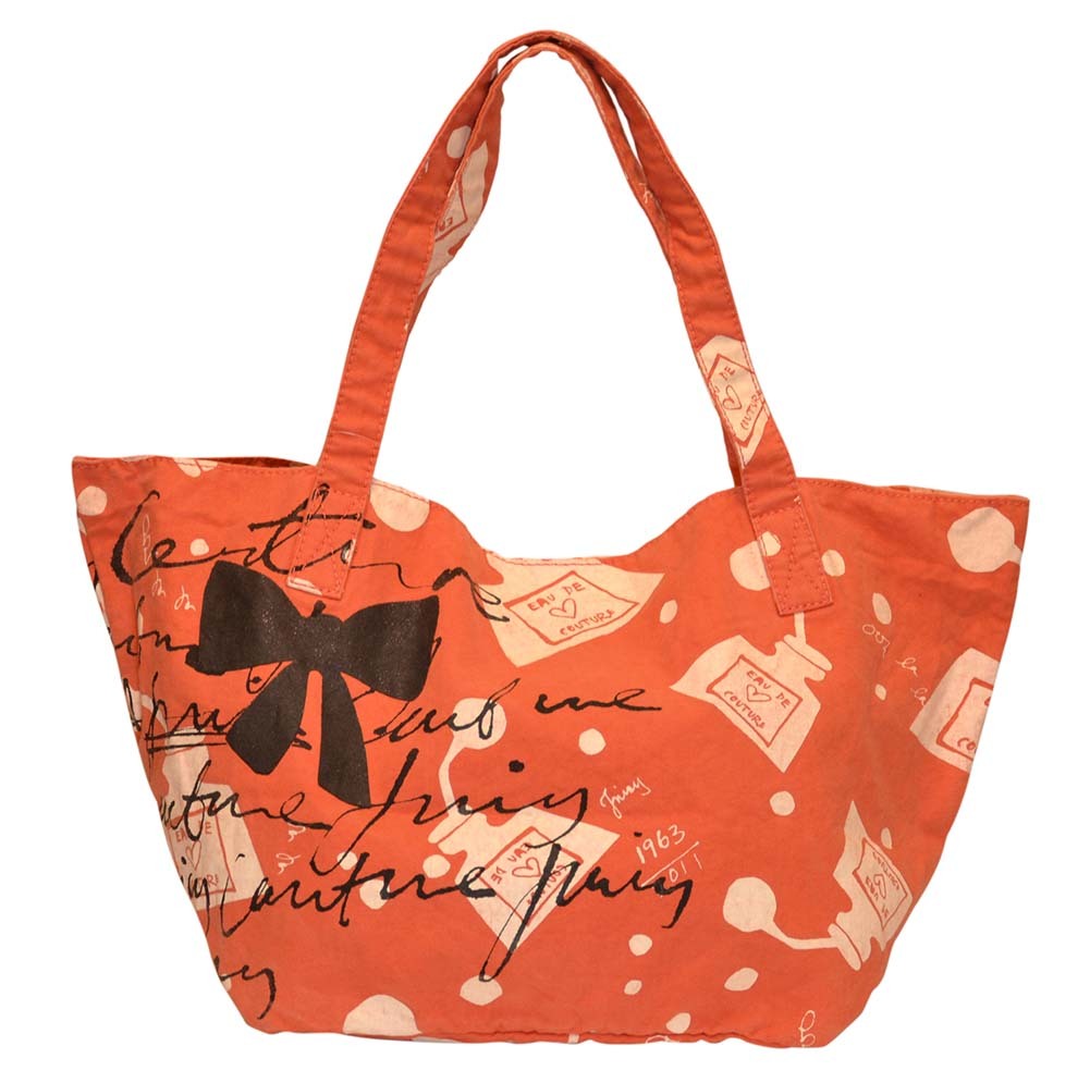 Juicy Couture Bubble Tote Handbag Purse