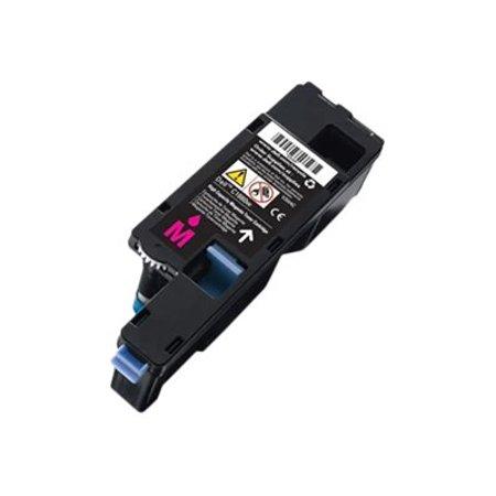 DELL C1660W (4J0X7) Toner Cartridge (1,000 yield)
