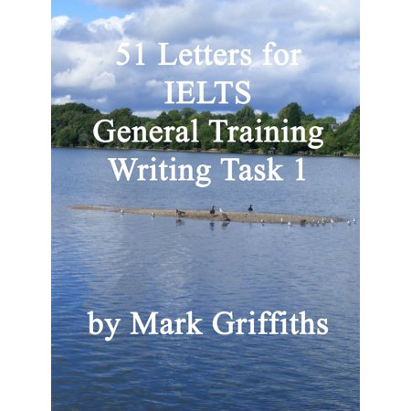 51 Letters for IELTS General Training Writing Task 1 -