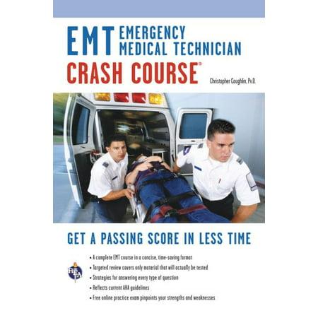 Emt Crash Course Book   Online