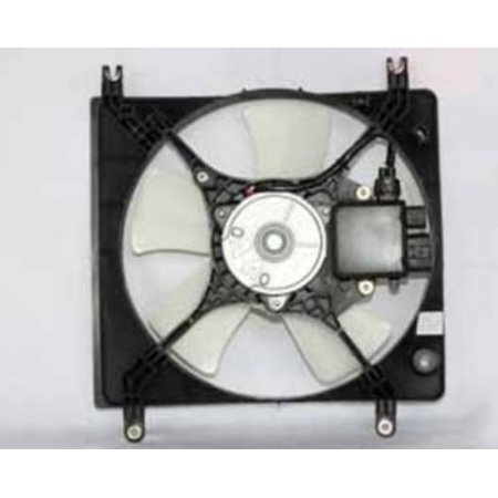 NEW ENGINE COOLING FAN ASSEMBLY FITS CHRYSLER SEBRING 2003-2005 STANDARD TRANSMISSION ()