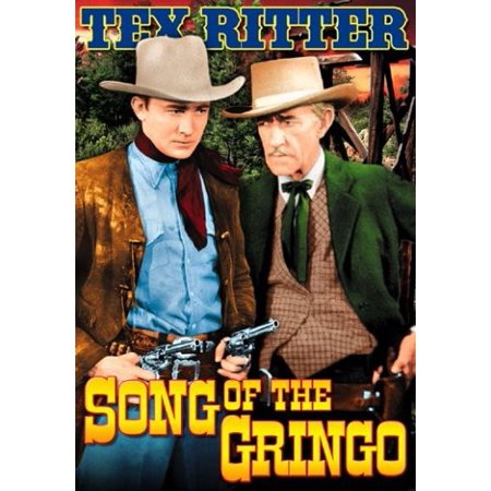 Song of the Gringo (DVD) - Halloween Actions Songs