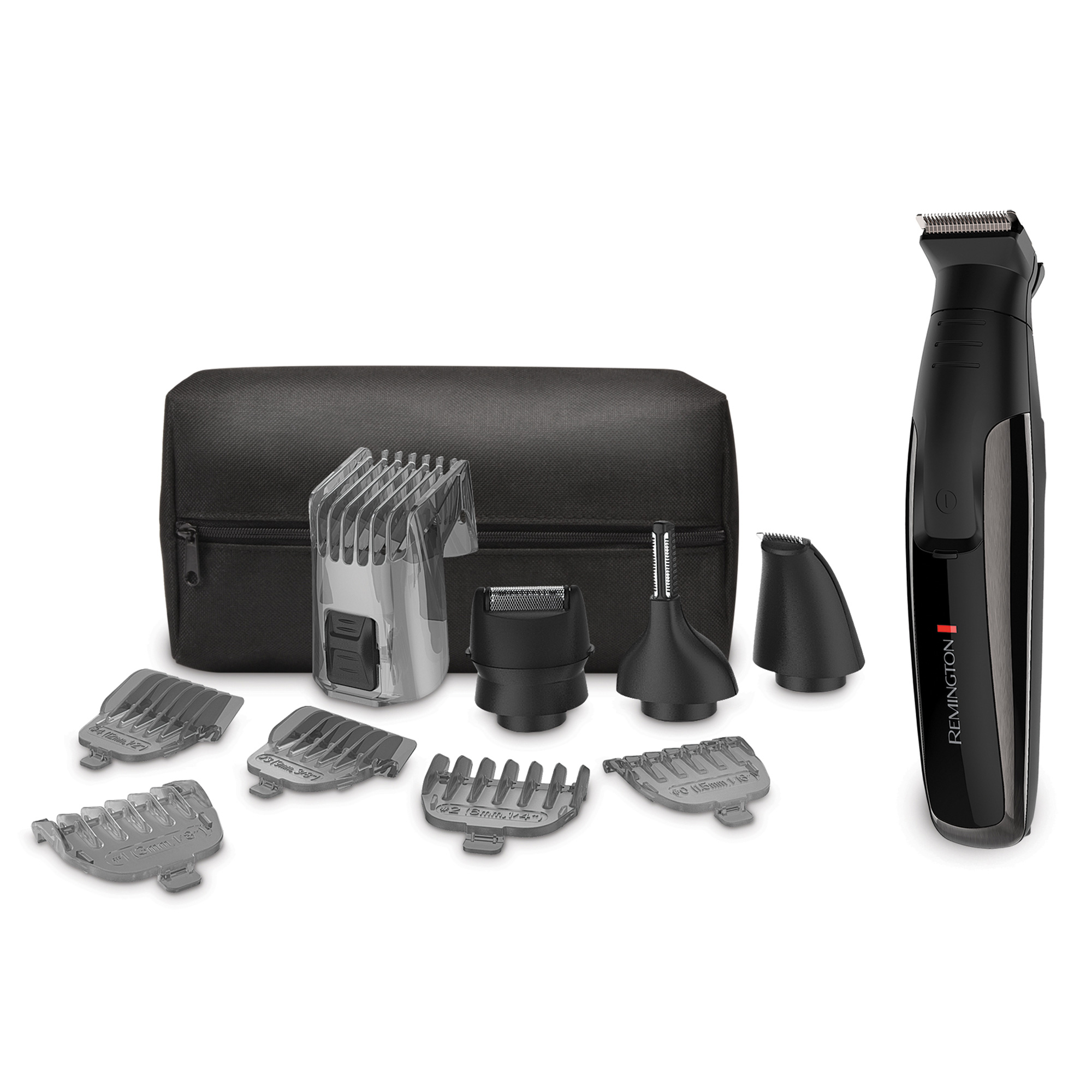 Remington Beard Boss The Crafter Style and Detail Kit, Black, PG6171