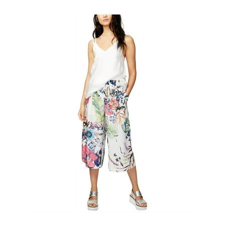 Rachel Roy Womens Vicky Casual Trousers havanafloral L/21 - image 1 de 1