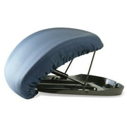 Carex Upeasy Seat Assist Plus Manual Lifting Cushion 4-1/10'' H, Navy Blue, 1 Count