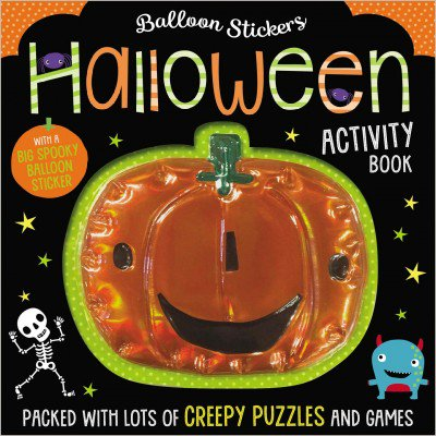 Halloween Idea For Kids (Halloween Activity Book)