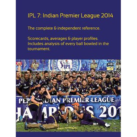 Ipl7 : Indian Premier League 2014 (Barclays Premier League Glass)