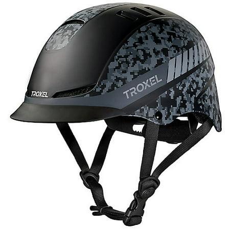 Troxel TX Helmet XS Black Digi-Camo