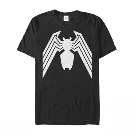 - Marvel Men's Venom Classic Logo T-Shirt
