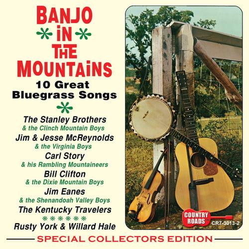 Banjo in the Mountains Banjo in the Mountains [CD] by