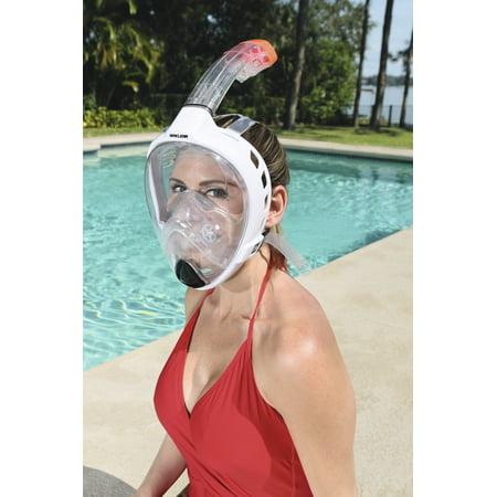 UPC 821808004577 product image for HYDRO-SWIM SeaClear Snorkeling Mask - Size: L/XL | upcitemdb.com