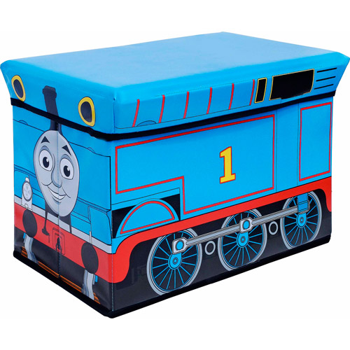 Thomas the Train Kids' Storage Ottoman