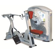 Nautilus One Mid Row Machine 250 Lbs - 5 Lb Increments