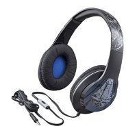 Star Wars Han Solo Movie Millenium Falcon Over the Ear Headphones with Built in Microphone