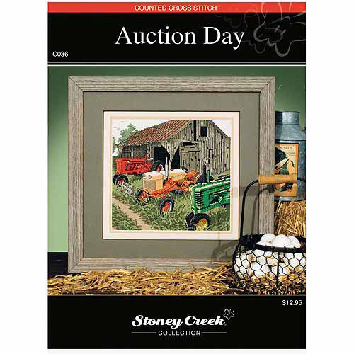 Stoney Creek Chart Packs, Auction Day