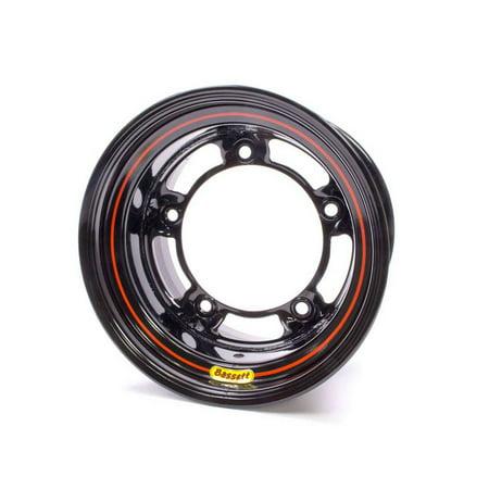 Bassett Armor Edge 15X10  Wide 5 Black Wheel P N 50Sr65