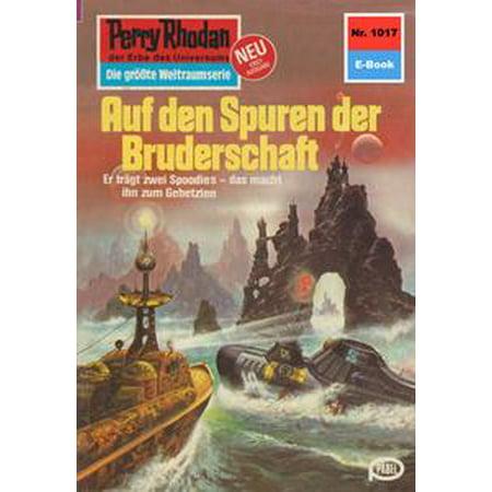 Perry Rhodan 1017: Auf den Spuren der Bruderschaft - eBook (Sonnenbrille Auf Der Oberseite Der Brille)